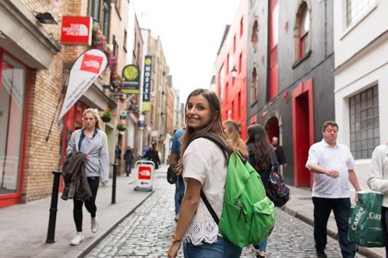 Internship in Ireland Dublin